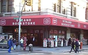 Strand Bookstore - Image: Strand Bookstore