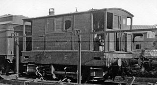 GER Class C53 class of 12 British 0-6-0T tram locomotives, later LNER class J70