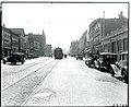 Streetcar on Tremont Street near Vernon Street, 1934.jpg