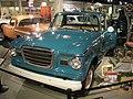 Studebaker National Museum May 2014 082 (1961 Studebaker Champ Truck).jpg
