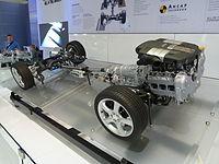 Subaru Liberty powertrain (2010-10-16).jpg