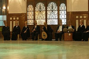 The Mevlevi Order or the Mevleviye are a Sufi ...