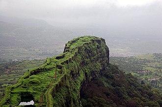 Lohagad - Vinchukata fortification