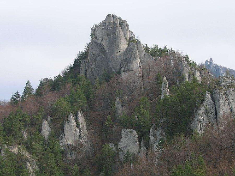 Súľov Rocks