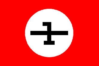 Pan-Iranism - Flag of the SUMKA