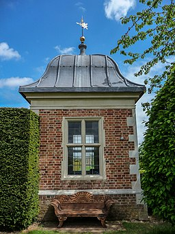 Summerhouse, Hatfield House, Hertfordshire-geograph-3489362-by-Christine-Matthews