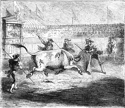 Sunday Bull-fight p.145.jpg