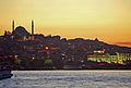 Sunset over Istanbul from the Galata Bridge.jpg