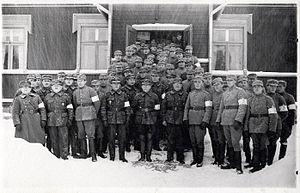 White Guard (Finland) - Image: Suojeluskunta