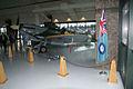 Supermarine Spitfire Mk.XVI LSideFront far EASM 4Feb2010 (14589180964).jpg