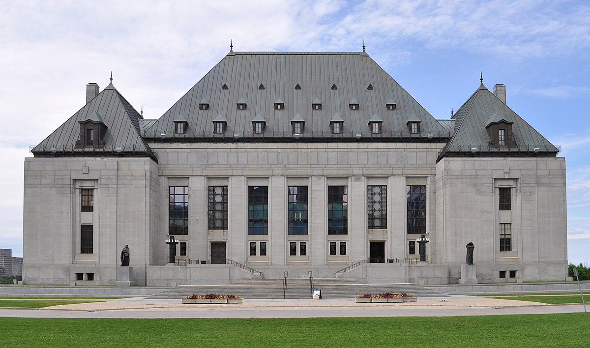History of the Supreme Court of Canada - Wikipedia