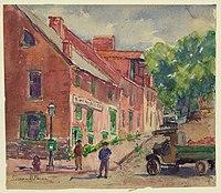 Susan Brown Chase - Old Georgetown DC.jpg