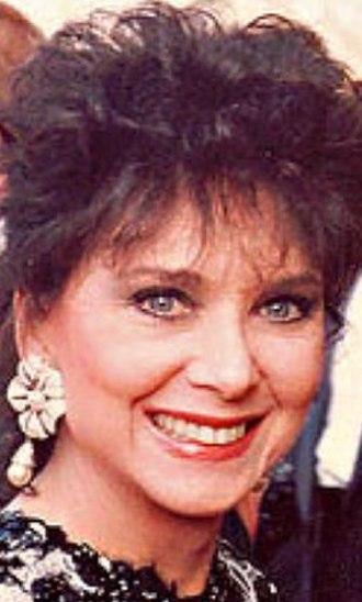 Suzanne Pleshette - Pleshette at the 43rd Emmy Awards, August 25, 1991