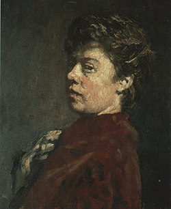 Suze Robertson - self-portrait - 1890 - IB00062106.jpg