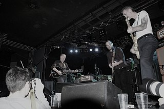 Swans (band) American experimental rock band