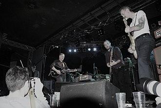 Swans (band) - Image: Swans warsaw 10 12 2010 poland m kutera