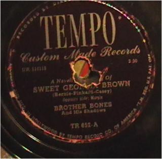 Brother Bones American musician