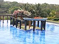 Swimming pool in Employee Care Centre, Infosys Mysore (7).JPG