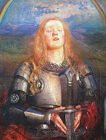 joan of arc wikiquote