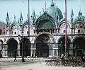 Szent Márk tér és székesegyház. Fortepan 95016.jpg