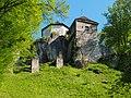 Szlak Orlich Gniazd 0070 - Ojców, zamek.jpg
