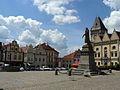Tábor town square - panoramio.jpg