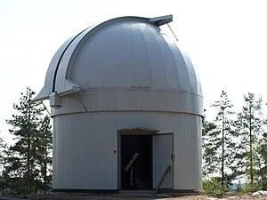 Artjärvi - Ursa's Tähtikallio observatory in Artjärvi