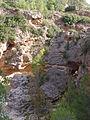 Túnel en las Chorreras de Arriba - Enguídanos (Cuenca).JPG