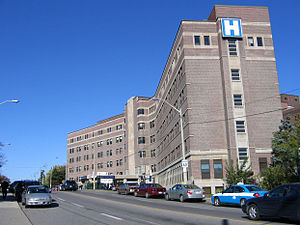 Michael Garron Hospital - Image: TEGH