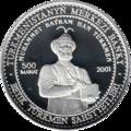 TM-2001-500manat-Baýram Han-b.png