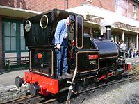 Tal-y-Llyn Railway No 1 Tal-y-Llyn (8062038465).jpg
