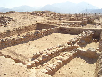 Aqaba - Tall Hujayrat Al-Ghuzlan archaeological site