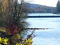 Talsperre am Rhein, Sasbach (Dam on the Rhine) - geo.hlipp.de - 22629.jpg