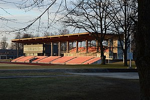 Tammelinn - Image: Tammelinn, Tartu Tamme staadion