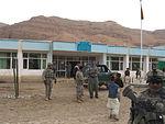 Task Force Warrior patrols, assesses Afghan National Police in Bamyan DVIDS170471.jpg
