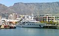 Tatoosh, V&A Waterfront, Cape Town, 18 Oct 2008.JPG