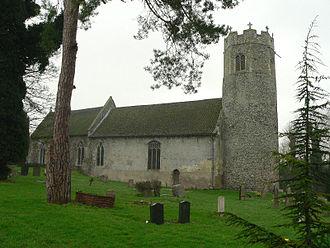 Taverham - St. Edmund's Church, Taverham