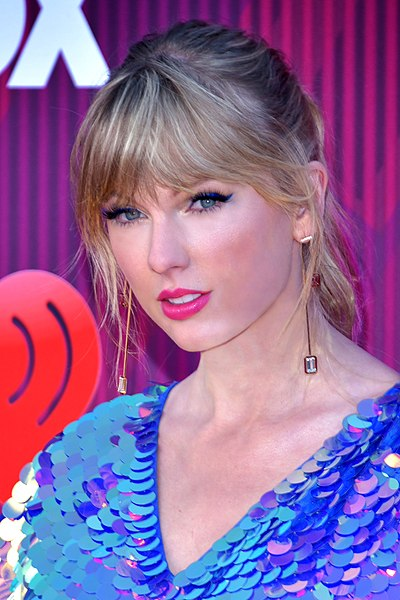 Taylor Swift, American singer-songwriter