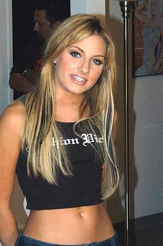 Teagan Presley - Presley in 2004