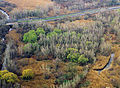 Teaneck Creek Conservancy Aerial View 2005 November.jpg