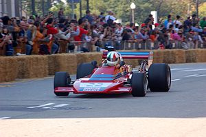 Tecno (motorsport) - 1973 Tecno E371