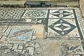 Temple of Asclepius, floor mosaic, Roman time, Lissos, Crete, 145624.jpg