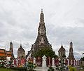 Templo Wat Arun, Bangkok, Tailandia, 2013-08-22, DD 05.jpg
