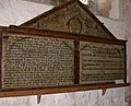 Ten Commandments, St Peter's Church - geograph.org.uk - 704126.jpg