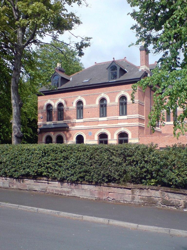 Tennis birthplace Edgbaston