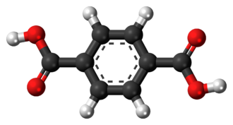 Terephthalic acid - Image: Terephthalic acid 3D ball