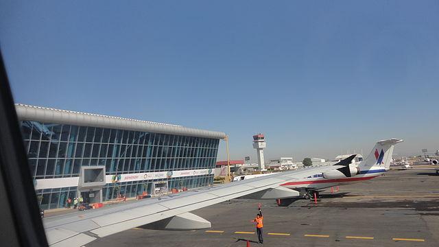 Flughafen Puebla