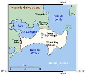 Image illustrative de l'article Territoire de la baie de Jervis