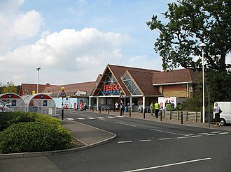 Tesco - Potters Bar Tesco