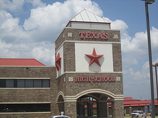 Texas High School Public high school in Texas, United States